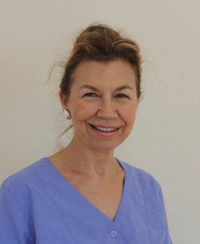 Dr. med. Christina Thieme, Zahnarzt Potsdam, Person